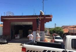 Oito pessoas são presas por gato de energia elétrica em Piancó
