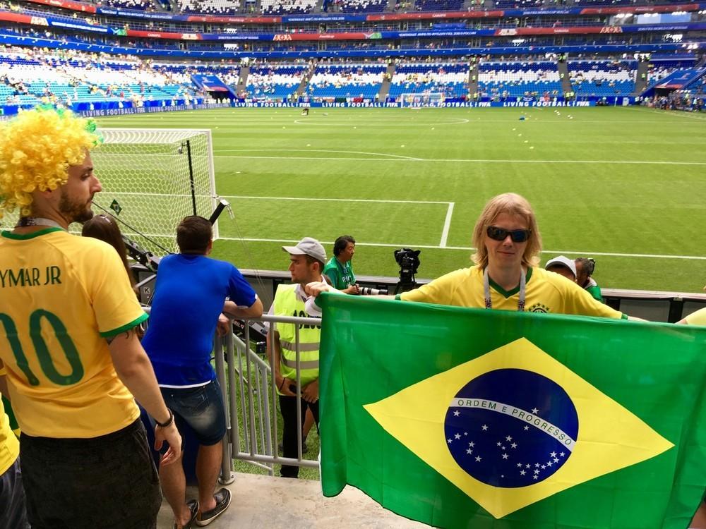 iuri 1 1  - Russo que virou meme lamenta derrota do Brasil: 'Noite triste, mas continuem fortes'