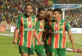Com gol no primeiro minuto, Sampaio vence o Bahia na ida da decisão da Copa do Nordeste