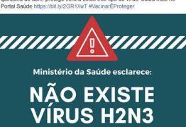 VACINAS: Ministério reforça ações de combate às fake news