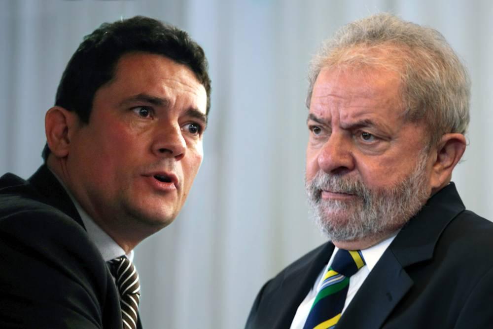 moro x lula1 - Moro, Lula, Bolsonaro e a sucessão - Por Fernando de Barros e Silva