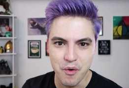 Vídeo íntimo de Felipe Neto vaza na web e youtuber comenta