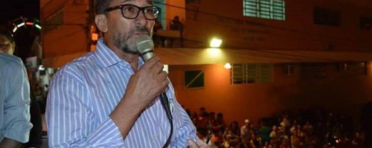 prefeito Cosme - MP investiga se prefeito paraibano tem Alzheimer