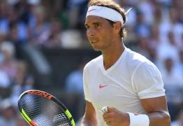 Rafael Nadal vence adversário de 19 anos para garantir primeiro lugar no ranking da ATP