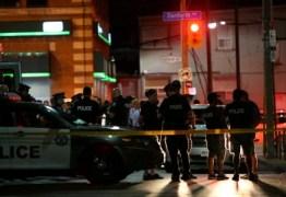 Atirador mata duas pessoas e deixa feridos em ataque em Toronto