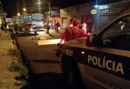 Mulher morre esmagada após ser atropelada por ônibus em João Pessoa