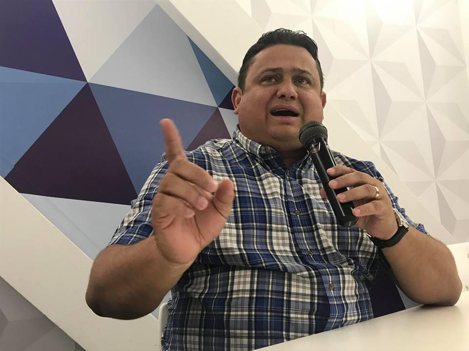 walber virgolino - ANIVERSÁRIO DA OKD: Walber Virgolino alerta que próximo passo da Okaida pode ser se filiar ao Comando Vermelho ou PCC