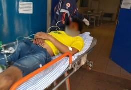 CRIME: Jovem é baleado em bar durante comemoração do jogo do Brasil