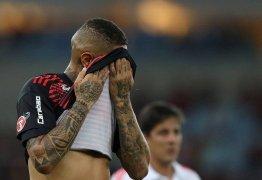 Falta de gols dos centroavantes faz Flamengo cair de produção no Brasileiro