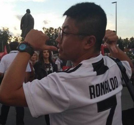xwhatsapp image 2018 07 11 at 14 01 04 jpeg.jpg.pagespeed.ic .pE4K5W4gYF e1531330979454 - Chinês que 'previu' Cristiano Ronaldo na Juventus aposta na Inglaterra na final