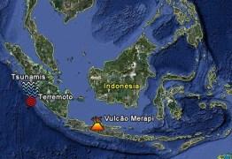 Após tremor de magnitude 7, Indonésia emite alerta de tsunami