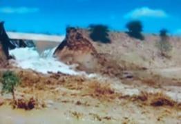 Rompimento de canal da transposição em Pernambuco pode ter sido criminoso, diz governo