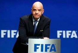 Fifa exclui corrupção de código de ética e vai punir quem difamar entidade