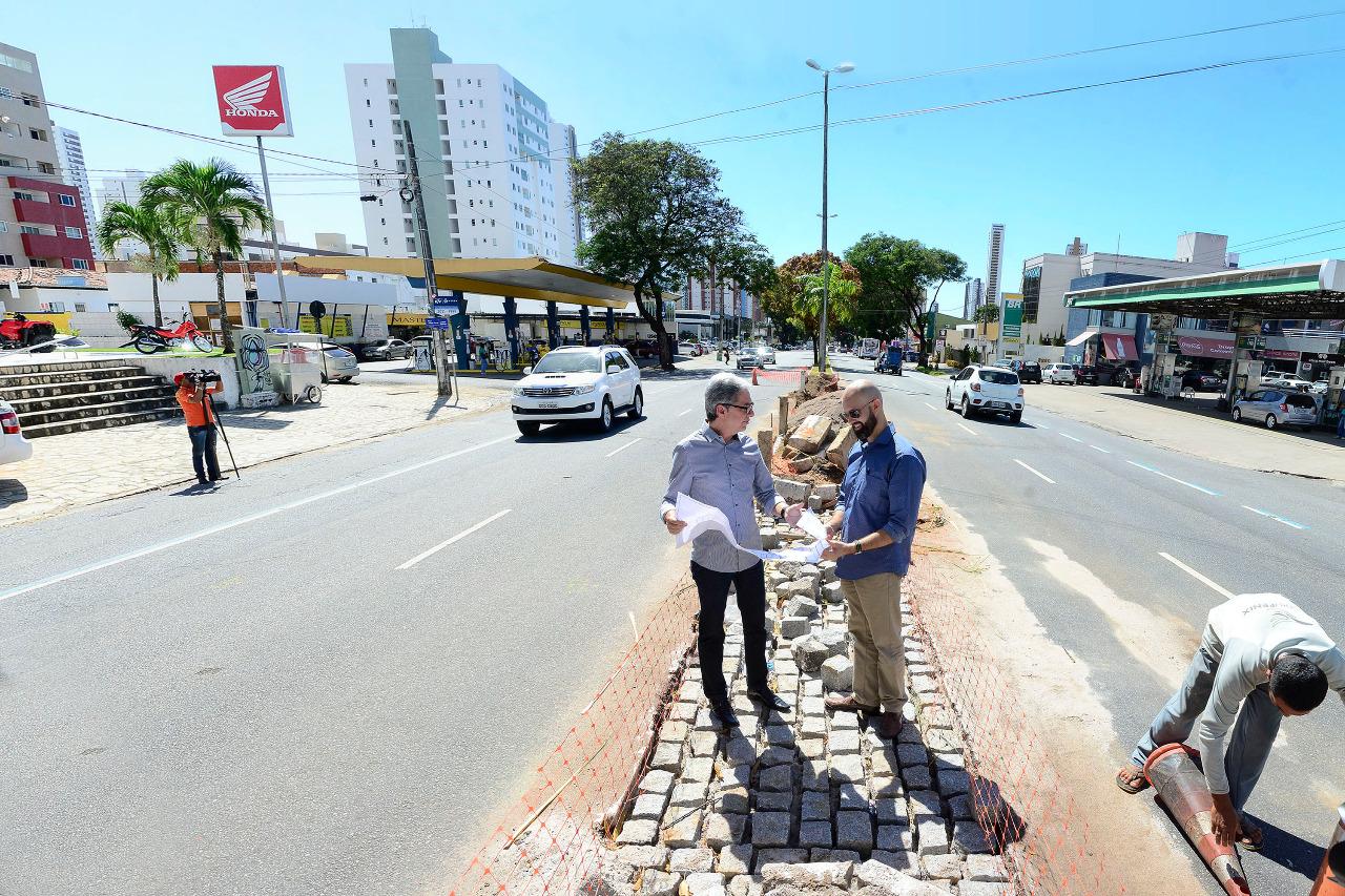 80bd681b 46b0 4a6d b445 21ceaa508aac - PMJP apresenta projeto de transversal entre corredores, que vai interligar Beira Rio e BR 230