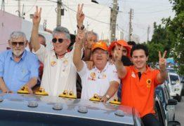 Caravana do Trabalho: João percorre mais oito cidades e faz comício em Pilar, nesta sexta-feira