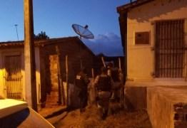 Operação Guerra fria: Policia Civil cumpre mandados de prisão contra homicídios e tráfico de drogas no Agreste paraibano