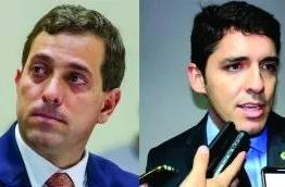 Em evento, Gervásio Maia critica oposição e deputado tucano responde; OUÇA