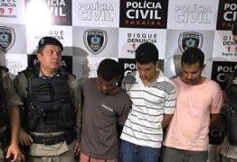 AÇÃO RÁPIDA: Polícia Militar prende três suspeitos de participar do assassinato de sargento do Corpo de Bombeiros – VEJA VÍDEO