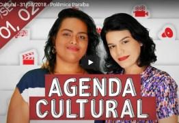 AGENDA CULTURAL: Fim de semana bombando de atrações na grande João Pessoa, confere aí!
