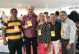Deputado Jeová Campos representa o PSB da PB em Convenção Nacional do Partido em Brasília um dia após a Convenção Estadual