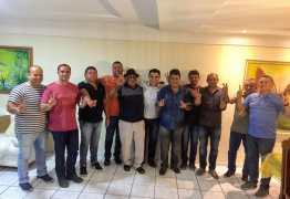 Prefeito e seis vereadores de Gurinhém declaram apoio ao candidato de Wilson Santiago para deputado federal