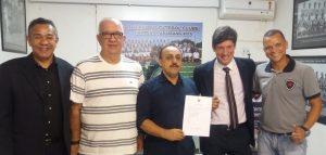 IMG 20180831 WA0049 e1535729193257 300x143 - ELEIÇÃO DA FPF: Eduardo Araújo conquista o apoio do Botafogo para a disputa a Presidência