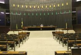 Luiz Couto fica sozinho no plenário porque colegas 'faltaram'