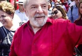 Manifestação para registro da candidatura de Lula preocupa Planalto