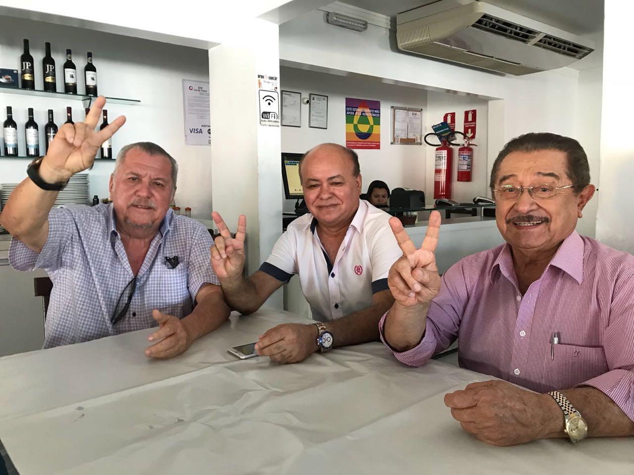Santa Helena - Ex-prefeito de Santa Helena declara apoio a Zé Maranhão