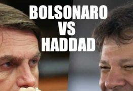 Segundo turno entre Bolsonaro e Fernando Haddad2 e1537568652423 - Bolsonaro X Haddad, um duelo entre direita e esquerda! - Por Rui Galdino