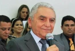 Vice-prefeito de Patos assume cargo como prefeito nesta quarta-feira