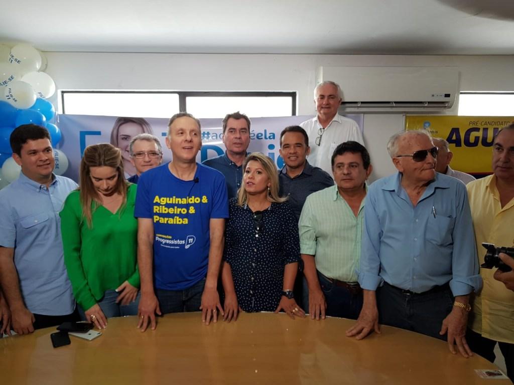WhatsApp Image 2018 08 05 at 13.58.28 1024x768 - VEJA VÍDEOS: 'Estamos vivendo um momento ímpar para a Paraíba e nosso partido sai na frente', destaca Aguinaldo