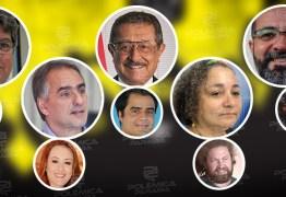 AGORA É OFICIAL: Conheça as chapas que vão disputar as eleições 2018 na Paraíba