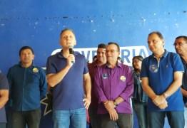 Aguinaldo Ribeiro dá largada na campanha em Caturité, Boqueirão e Natuba e participa do lançamento da candidatura de Jane Panta