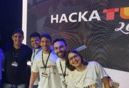 Startup criada em apenas 9 horas foi a vencedora do HackaTur 2018