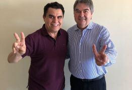 Prefeito Fábio Tyrone, e deputado estadual Lindolfo Pires reafirmam parceria com Wilson Santiago