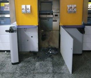 PERIGO: Agência do Banco do Brasil tem princípio de incêndio em CG