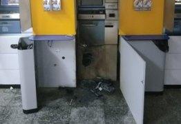 MAIS UM ATAQUE: grupo armado arromba caixa eletrônico em João Pessoa