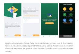 Com atualização de aplicativo, eleitores já podem fiscalizar e denunciar infrações nas eleições 2018