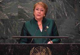 Bachelet deve apoiar denúncia de Lula na ONU e pode visitá-lo em Curitiba – VEJA VÍDEO!