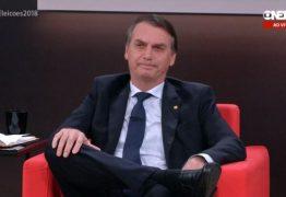 Nas redes sociais Bolsonaro responde Miriam Leitão sobre apoio da Globo ao Regime Militar