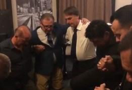 Oração antes de debate proporcionou serenidade a Jair Bolsonaro