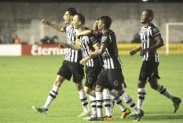 Botafogo-PB goleia o Operário-MS fora de casa e avança na Copa do Brasil