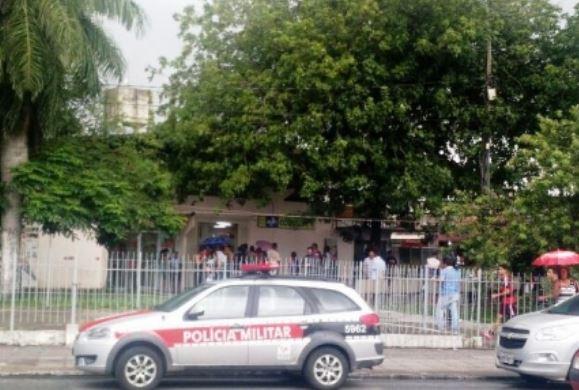 correios mangabeira mercado - Dupla assalta agência dos Correios em João Pessoa