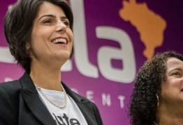 Manuela D'Avila será vice de Lula em chapa para Presidência do Brasil