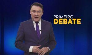 debate arapuan 696x416 300x179 - Candidatos a governador ficam cara a cara durante 1º debate, na TV Arapuan