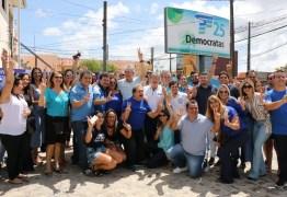 DEM realiza convenção estadual e indica suplente de Veneziano