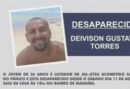 Lutador de jiu-jitsu desaparecido é encontrado morto em prédio abandonado
