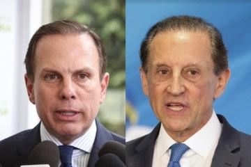 PESQUISA IBOPE: Doria e Skaf empatam na disputa pelo governo de SP; confira números
