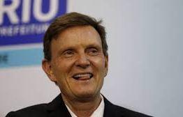 Câmara do Rio rejeita abertura de impeachment contra Marcelo Crivella